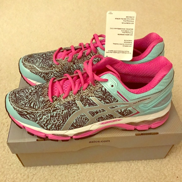Asics Kayano 22 lite show limited edition running NWT